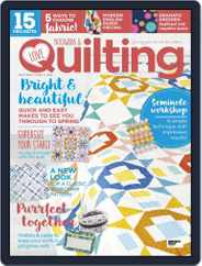 Love Patchwork & Quilting (Digital) Subscription January 1st, 2021 Issue