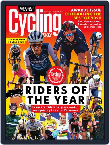 Cycling Weekly December 17th, 2020 Digital Back Issue Cover