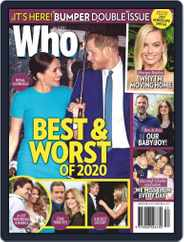 WHO (Digital) Subscription January 4th, 2021 Issue