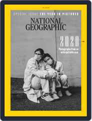 National Geographic Magazine - UK (Digital) Subscription January 1st, 2021 Issue