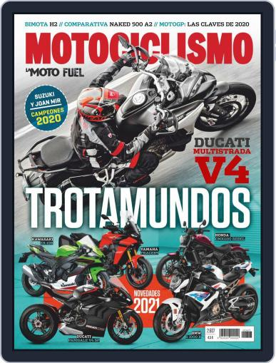 Motociclismo (Digital) December 1st, 2020 Issue Cover