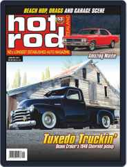 NZ Hot Rod (Digital) Subscription January 1st, 2021 Issue