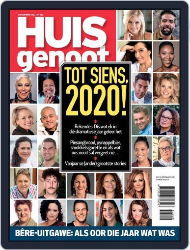 Huisgenoot (Digital) December 31st, 2020 Issue Cover