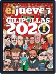El Jueves (Digital) Subscription December 22nd, 2020 Issue