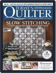 Today's Quilter (Digital) Subscription December 1st, 2020 Issue