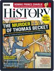 Bbc History (Digital) Subscription January 1st, 2021 Issue