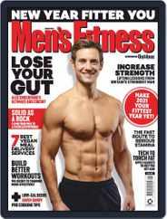 Men's Fitness UK (Digital) Subscription January 1st, 2021 Issue