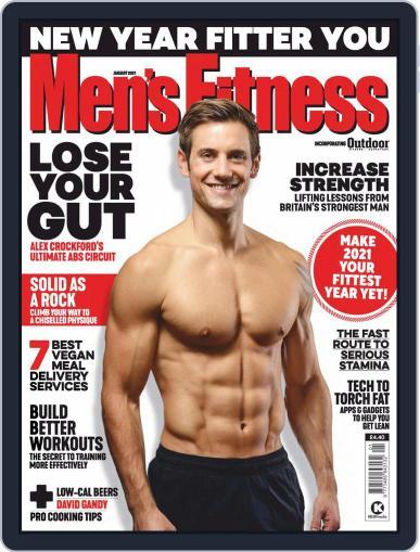 Men's Fitness UK (Digital) January 1st, 2021 Issue Cover
