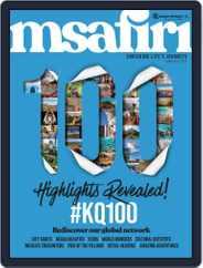 Msafiri Magazine (Digital) Subscription June 1st, 2021 Issue
