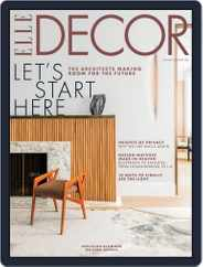 ELLE DECOR (Digital) Subscription January 1st, 2021 Issue
