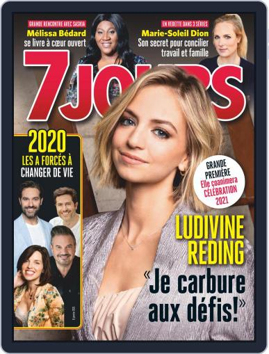 7 Jours (Digital) January 1st, 2021 Issue Cover