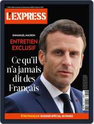 L'express (Digital) Subscription December 23rd, 2020 Issue