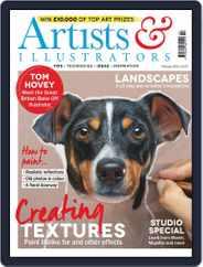 Artists & Illustrators (Digital) Subscription February 1st, 2021 Issue