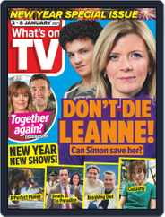 What's on TV (Digital) Subscription January 2nd, 2021 Issue