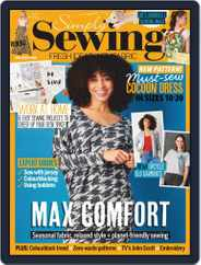 Simply Sewing (Digital) Subscription February 1st, 2021 Issue