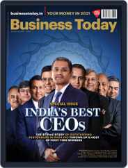 Business Today (Digital) Subscription January 3rd, 2021 Issue