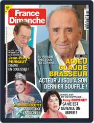 France Dimanche (Digital) Subscription December 24th, 2020 Issue