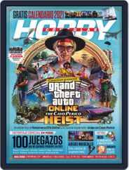 Hobby Consolas (Digital) Subscription January 1st, 2021 Issue