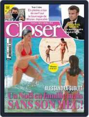 Closer France (Digital) Subscription December 24th, 2020 Issue