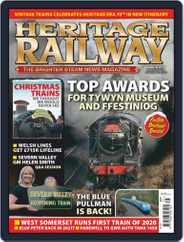 Heritage Railway (Digital) Subscription January 1st, 2021 Issue