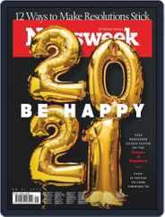 Newsweek International (Digital) Subscription January 8th, 2021 Issue
