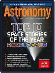 Astronomy (Digital) Subscription February 1st, 2021 Issue