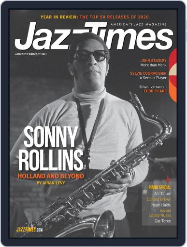 JazzTimes (Digital) January 1st, 2021 Issue Cover