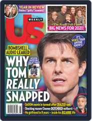 Us Weekly (Digital) Subscription January 4th, 2021 Issue