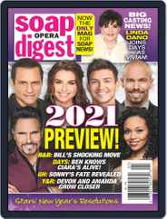 Soap Opera Digest (Digital) Subscription January 4th, 2021 Issue