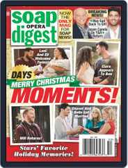 Soap Opera Digest (Digital) Subscription December 28th, 2020 Issue