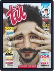 Tú México (Digital) Subscription January 11th, 2021 Issue