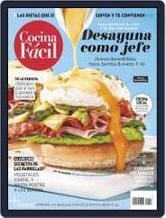 Cocina Fácil (Digital) Subscription January 1st, 2021 Issue