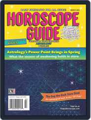 Horoscope Guide (Digital) Subscription March 1st, 2021 Issue