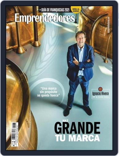 Emprendedores January 1st, 2021 Digital Back Issue Cover