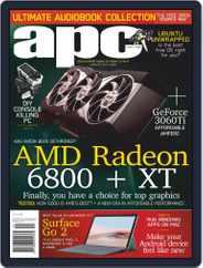 APC (Digital) Subscription January 1st, 2021 Issue
