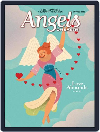 Angels On Earth (Digital) January 1st, 2021 Issue Cover