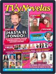 TV y Novelas México (Digital) Subscription December 28th, 2020 Issue