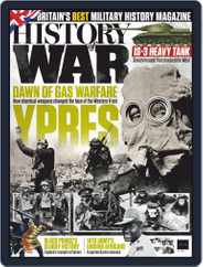History of War (Digital) Subscription January 1st, 2021 Issue