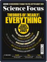 BBC Science Focus (Digital) Subscription January 1st, 2021 Issue