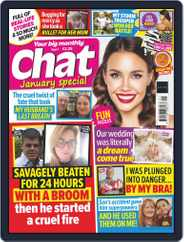 Chat Specials (Digital) Subscription January 1st, 2021 Issue