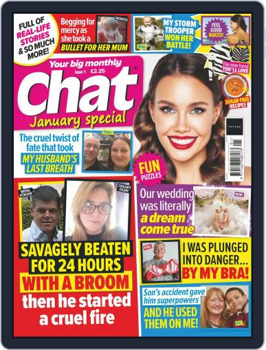 Chat Specials January 1st, 2021 Digital Back Issue Cover