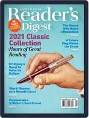 Readers Digest Australia (Digital) Subscription January 1st, 2021 Issue