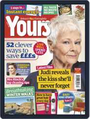 Yours (Digital) Subscription December 29th, 2020 Issue