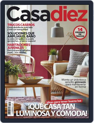 Casa Diez January 1st, 2021 Digital Back Issue Cover
