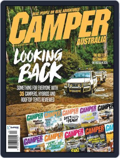 Camper Trailer Australia (Digital) December 1st, 2020 Issue Cover