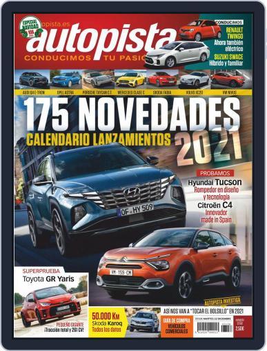 Autopista (Digital) December 28th, 2020 Issue Cover
