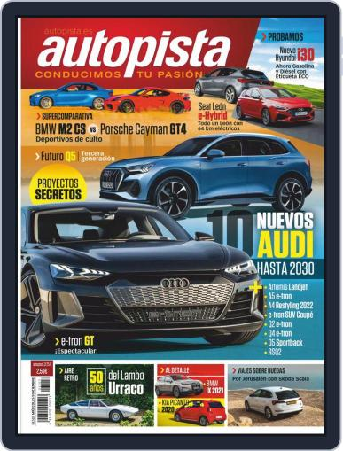 Autopista (Digital) December 22nd, 2020 Issue Cover