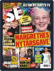 SE og HØR (Digital) Subscription December 29th, 2020 Issue