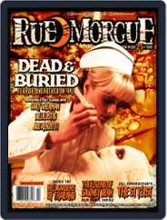RUE MORGUE Magazine (Digital) Subscription March 1st, 2021 Issue