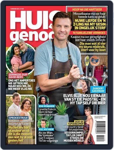 Huisgenoot (Digital) January 7th, 2021 Issue Cover